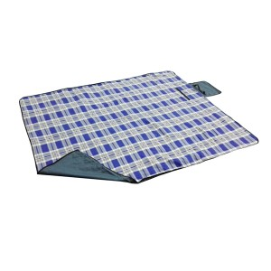 Durable oxford picnic blanket