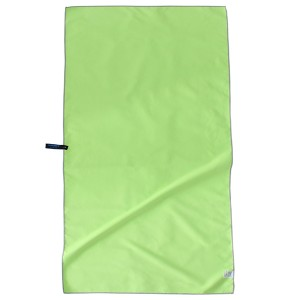 Quick dry microfiber towel for backpacking