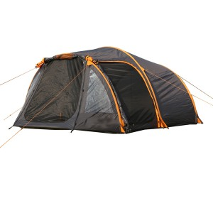 Air tube frame tent