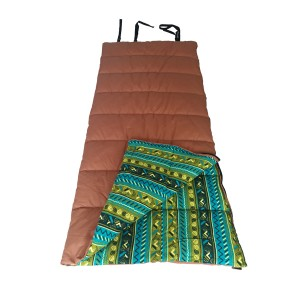 Canvas sleeping bag