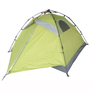 EZ up dome tent