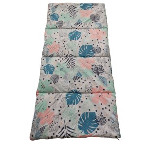 Flower printing  sleeping bag