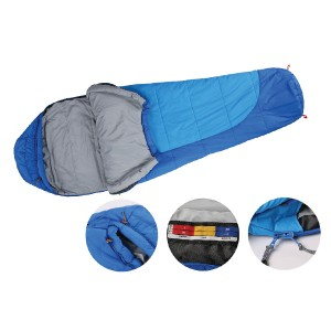 Top Suppliers Camping Tent Outdoor - 2 side opening rip-stop sleeping bag – Green Camping