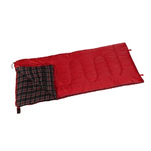 RED COLOR POLAR FLEECE SLEEPING BAG