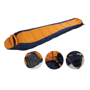 supper warm mummy sleeping bag