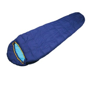 Hiking light weight mummy sleeping bag