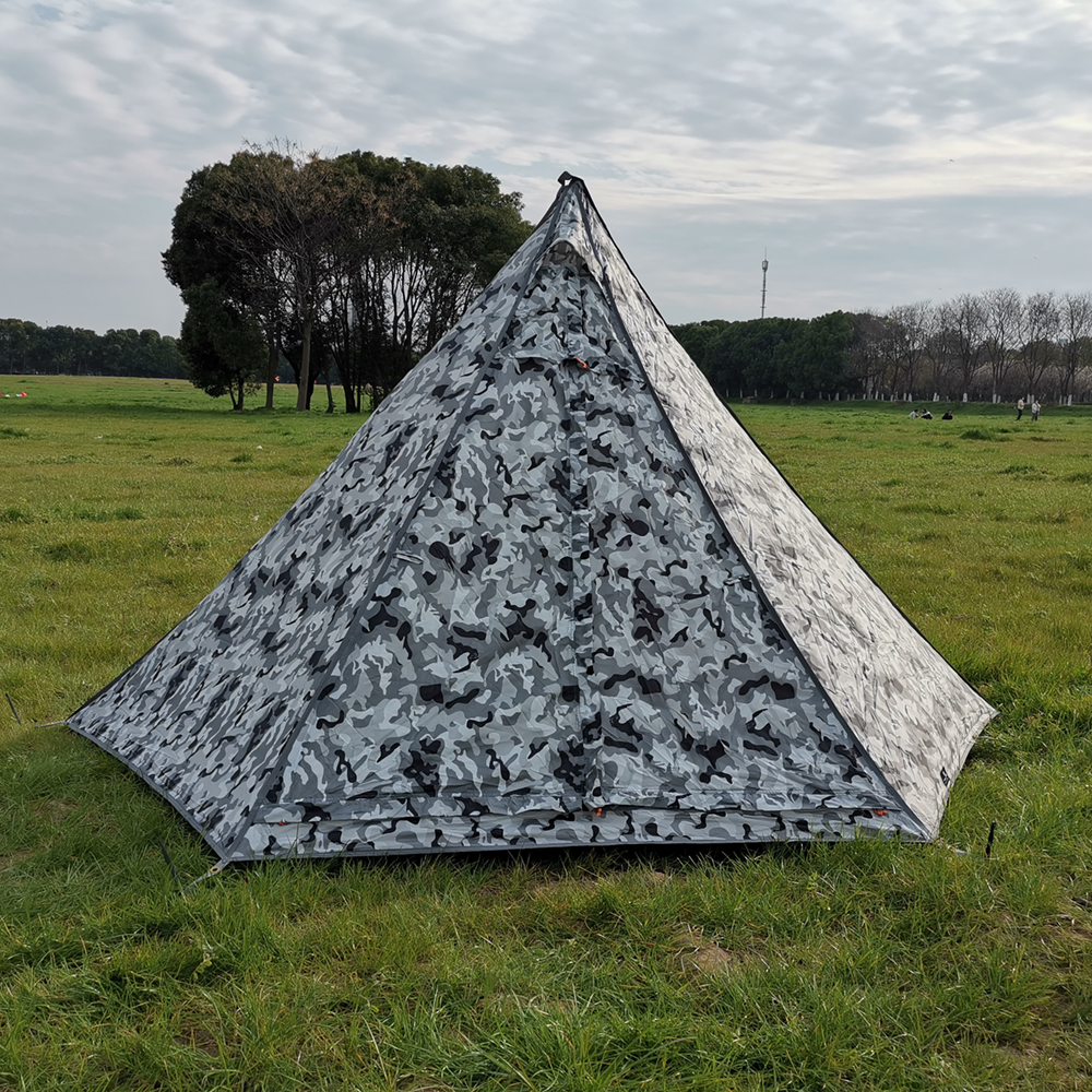 Military tipi tent Featured Image