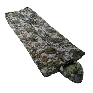 Military jungle sleeping bag