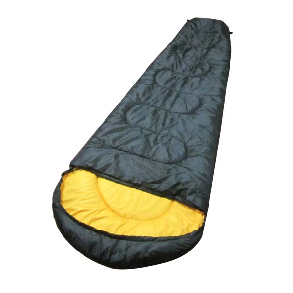 Basic mummy Sleeping bag Featured Image