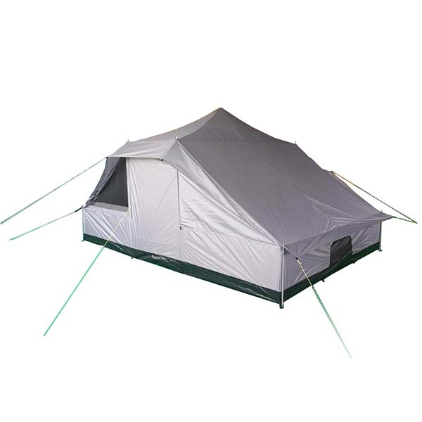 Discountable price Double Layers Rainproof Tent - Real House Tent – Green Camping