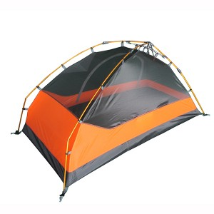 Easy up climbing tent