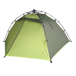 Instant up dome tent