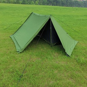 military pup tent