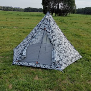 Military tipi tent
