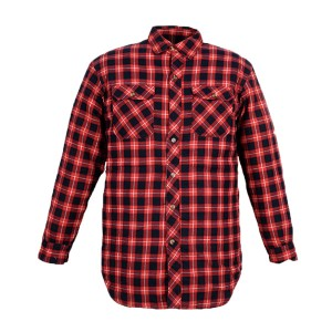 Low price for Fake Down Bodywarmer - GL5191 Printed cotton flannel shirt for men – Greenland