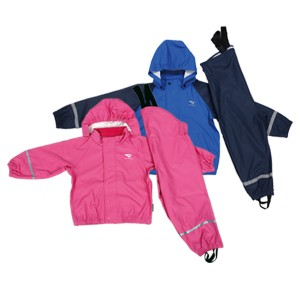 GL5620 PU children rainsuit