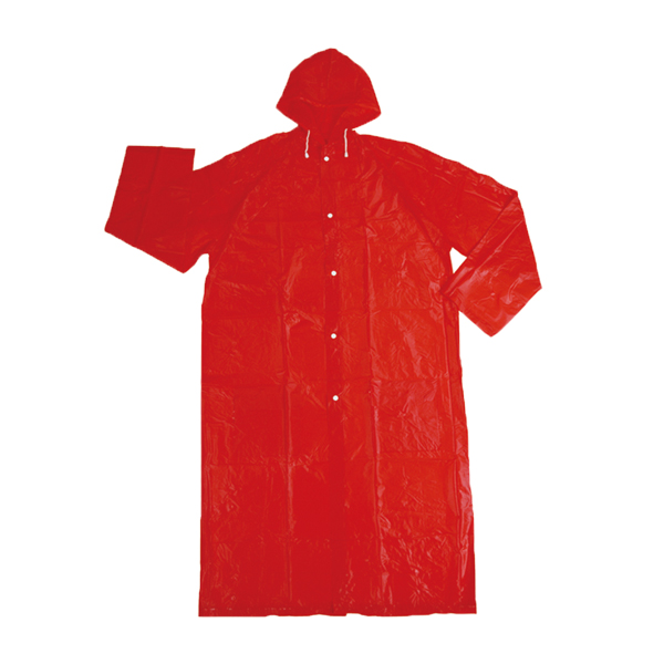 GL5672 PVC long raincoat