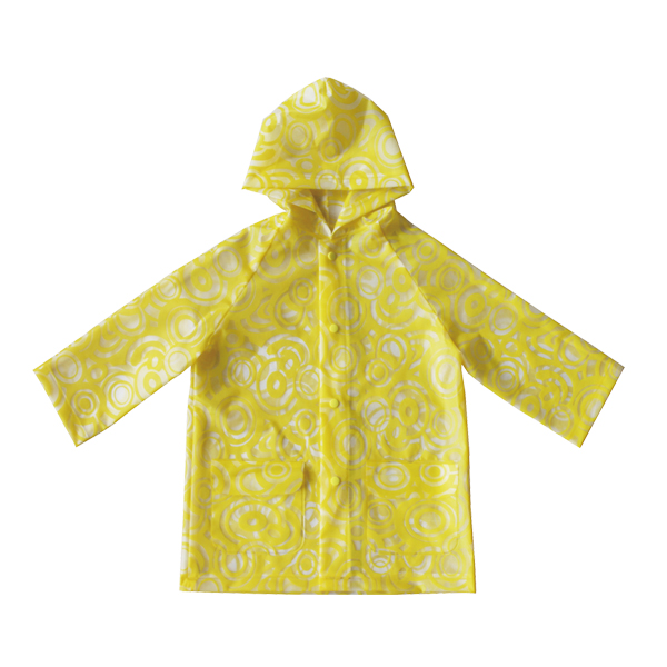 GL5998 TPU raincoat for kids