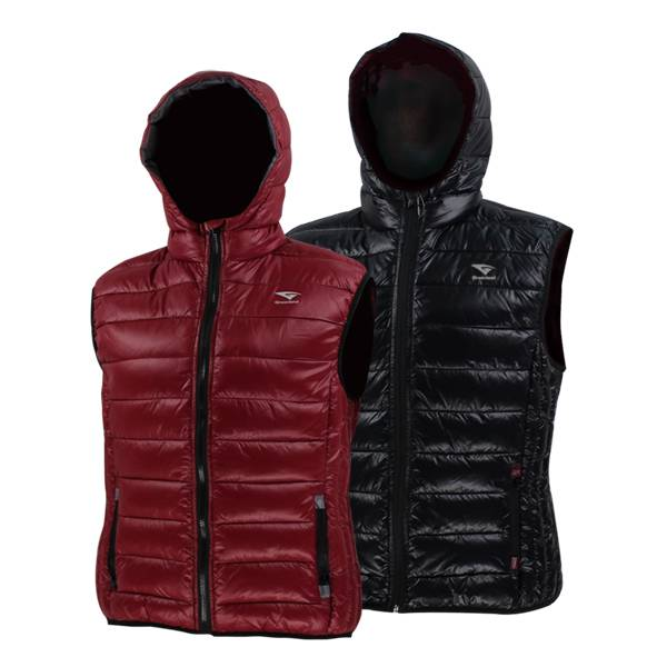 GL7209 padded body warmer for lady