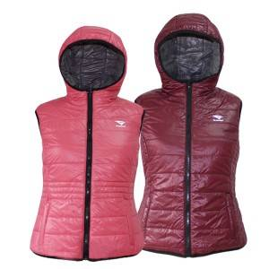 OEM/ODM Factory Bonded Vest - GL7210 padded body warmer for lady – Greenland