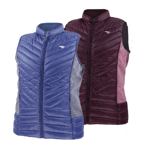 GL7238 padded body warmer for lady