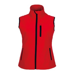 Quality Inspection for 120cm Long Jacket - GL8175 softshell vest for lady – Greenland