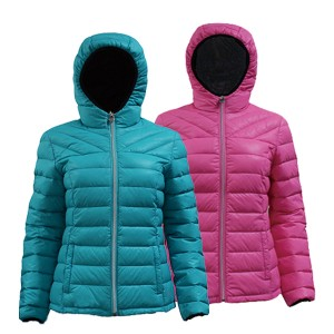 GL8331 padded jacket for lady