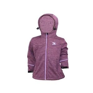 GL8602C softshell jacket for girl