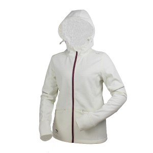Softshell Vest Manufacturers –  GL8610 softshell jacket for lady – Greenland