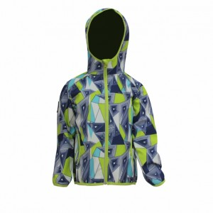 GL8618 softshell jacket for kid