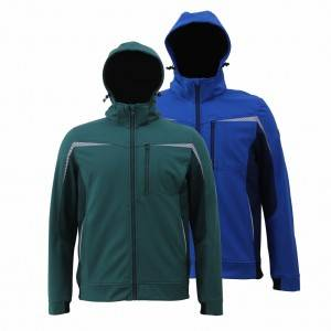 GL8669 softshell jacket for men
