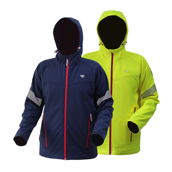 GL8658 softshell jacket for men