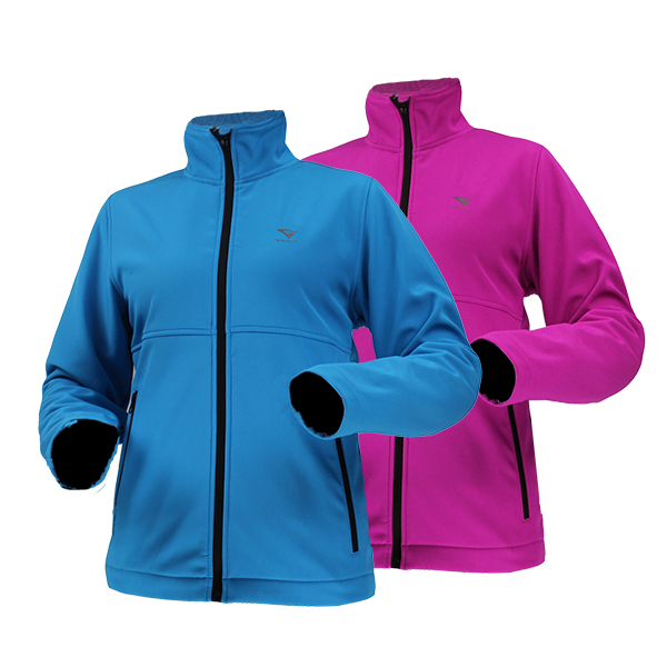 GL8705 softshell jacket for lady