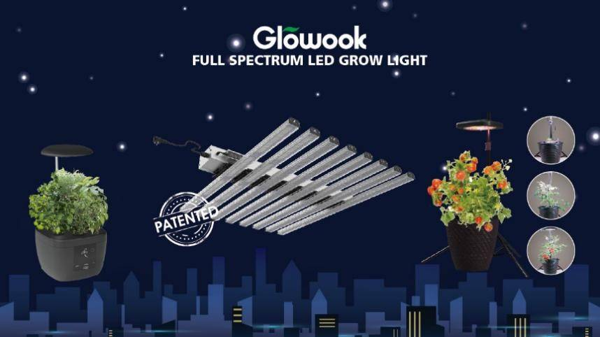 CHINA IMPORT AND EXPORT FAIR (CANTON FAIR) FULL SPECTRUM LED GROW LAMP