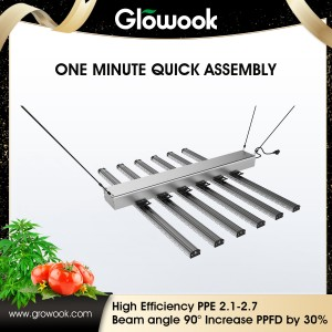 LED Growpower 480W