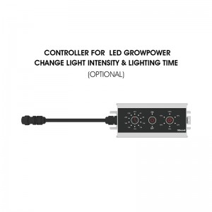 LED GROWPOWER 640W / Quick installation