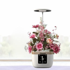Maisie smart growpot;hydeoponic grow pot and led grow lamp;