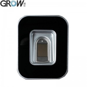 Chinese wholesale Round Fingerprint Drawer Lock - G10 Fingerprint Cabinet Lock – Grow