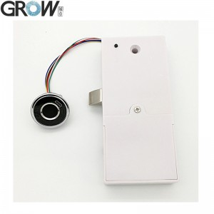 New Arrival China Furniture Fingerprint Door Lock - G15 Fingerprint Cabinet Lock – Grow