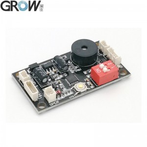 Professional China Fingerprint Control Board Access Control – K200-3.3 Fingerprint Control Board – Grow