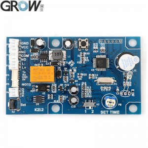 High Quality Fingerprint Control Board For Door - K212 Fingerprint Control Board – Grow