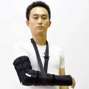 GS347 Hinged Elbow Brace