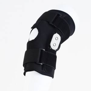 GS570 Adjustable Hinged Knee Brace