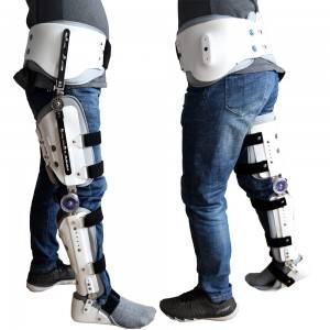 GS5028 Medical Leg Brace Hip Abduction Orthosis