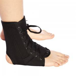 GS633 Lace Up Ankle Brace