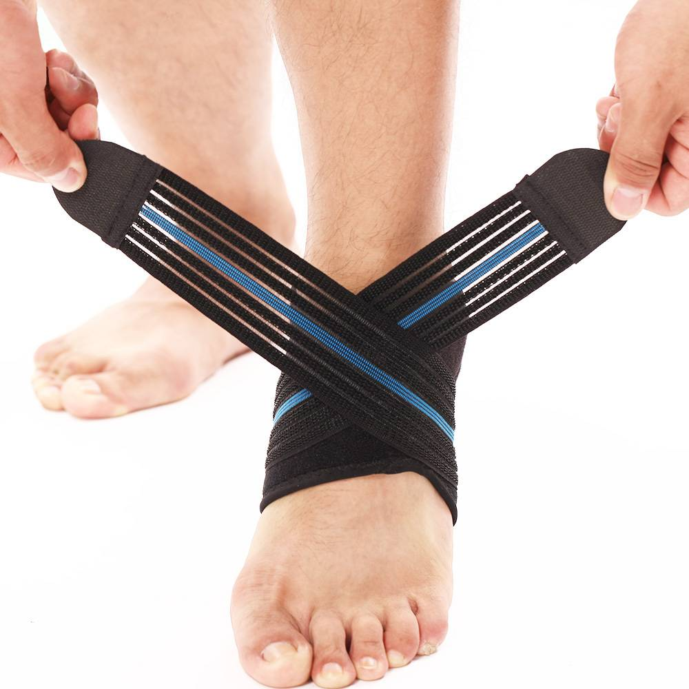 GS6019 Compression Ankle Support Brace Featured Image