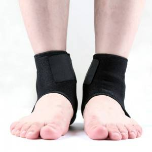 GS635 Self Heating Ankle Guard