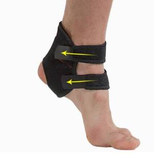 GS601 Compression Ankle Foot Sleeve