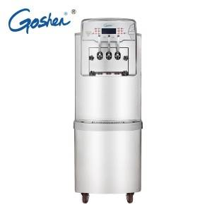 8 Year Exporter Commercial Cube Ice Machine For Sale - Double System Ice Cream Making Machine – Guangshen Electric