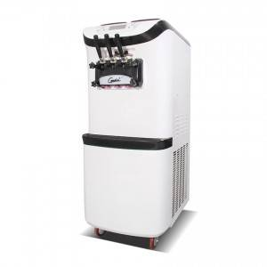 Factory Cheap Hot Single Flavor Ice Cream Machine -